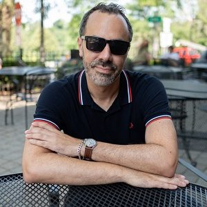 Michael Schein of MicroFame Media img for Going Solo podcast